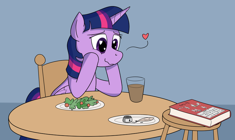 Size: 2674x1594 | Tagged: safe, artist:rapidstrike, derpibooru import, twilight sparkle, alicorn, pony, book, cargo ship, chocolate, chocolate milk, featured image, female, food, heart, heart eyes, hearts and hooves day, loss (meme), mare, meme, milk, png, shipping, solo, that pony sure does love books, twibook, twilight sparkle (alicorn), wavy mouth, wingding eyes