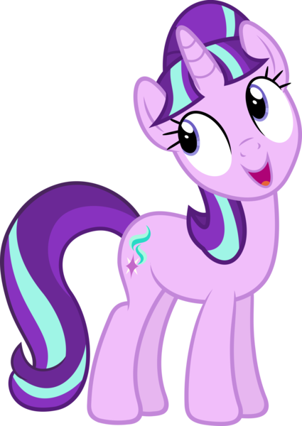 Size: 3189x4500 | Tagged: safe, artist:slb94, derpibooru import, starlight glimmer, unicorn, the cutie re-mark, cute, female, looking back, mare, simple background, solo, transparent background, vector
