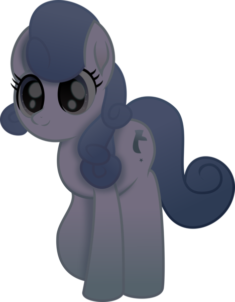 Size: 2583x3310 | Tagged: safe, artist:lincolnbrewsterfan, derpibooru import, unnamed character, unnamed pony, earth pony, pony, my little pony: the movie, background pony, blue blur, dark, derpibooru exclusive, female, happy, image, inkscape, looking up, mare, movie accurate, night, png, shade, simple background, .svg available, transparent background, vector